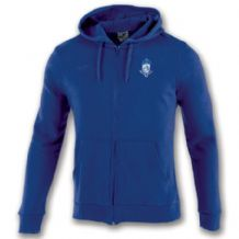 St Annes Tennis Club Argos II Full Zip Royal (Emoji Print) - Youth 2018